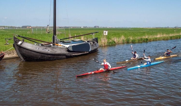 Ramalho no pudo revalidar el título en la  Waterland Maratón de Amsterdam