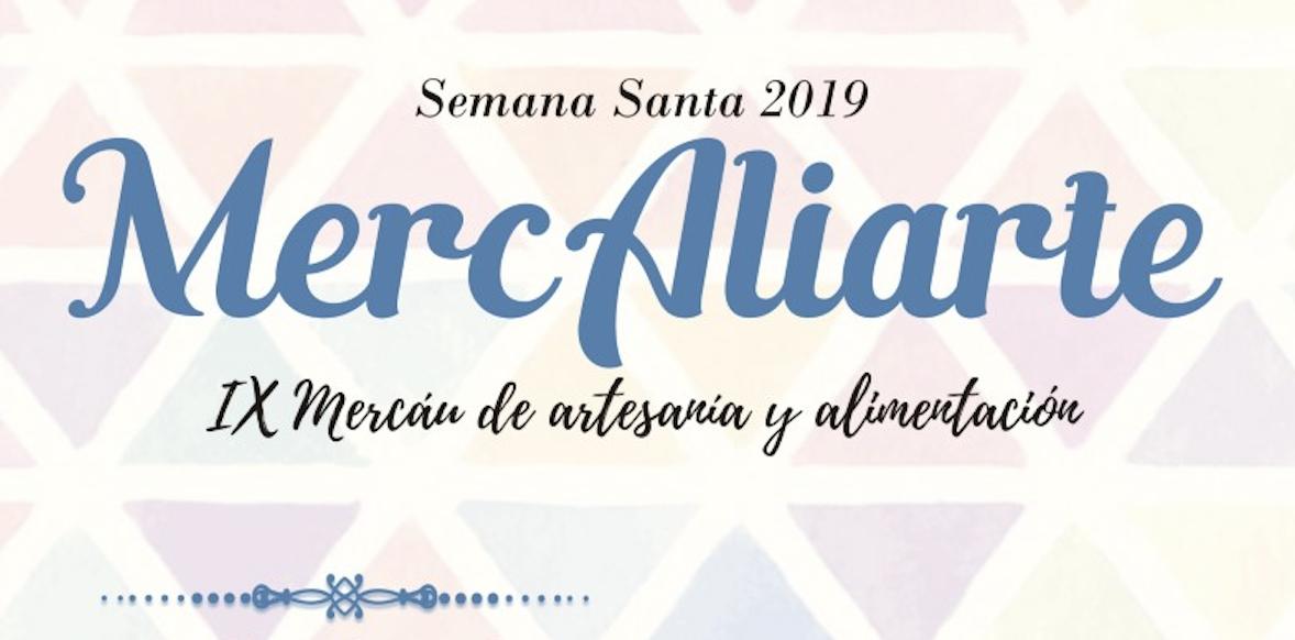 La novena edición del Mercaliarte de Colunga reunirá a 24 artesanos de Asturias esta Semana Santa