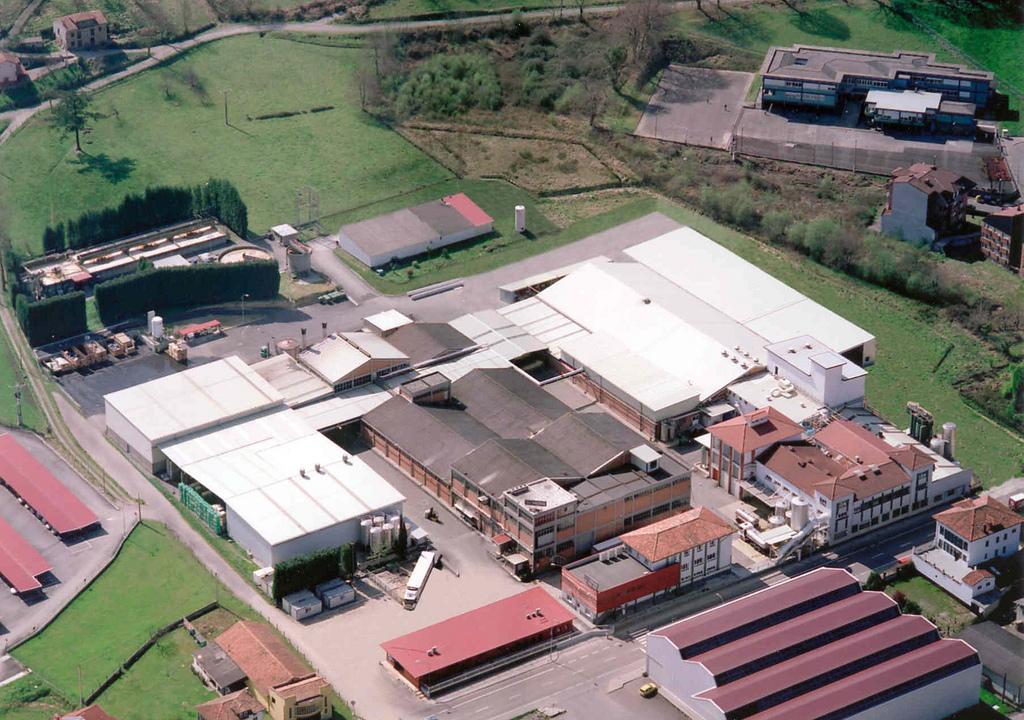 Nestlé invertirá otros 8 millones de euros en su planta de Sevares (Piloña)