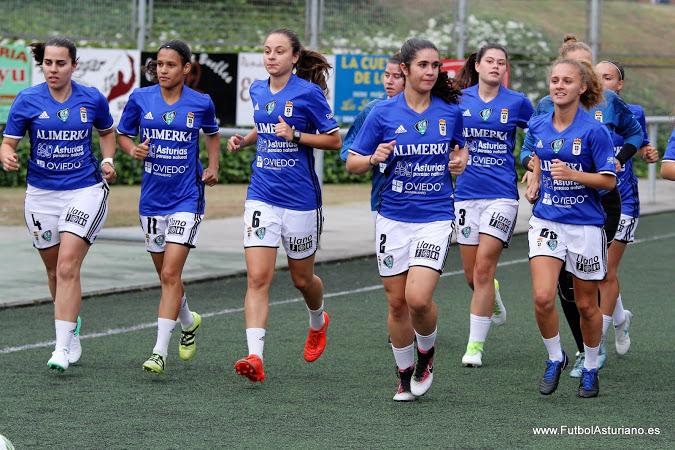 Fútbol Femenino en Llanes entre el Oviedo Moderno y el Ath de Bilbao