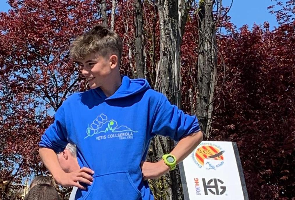 El chico que salvó a una yegua en la ría de Ribadesella es catalán, tiene 16 años y se llama Pep Mirabet