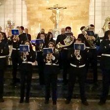 Cangas de Onís abre la Semana Santa con pasacalles y conciertos musicales