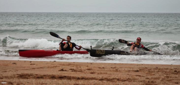 El CODIS incluye la categoría del Surf Ski en el 83º Descenso Internacional del Sella