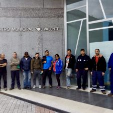 El nuevo Taller de Empleo de Onís se pone en marcha con trece trabajadores contratados