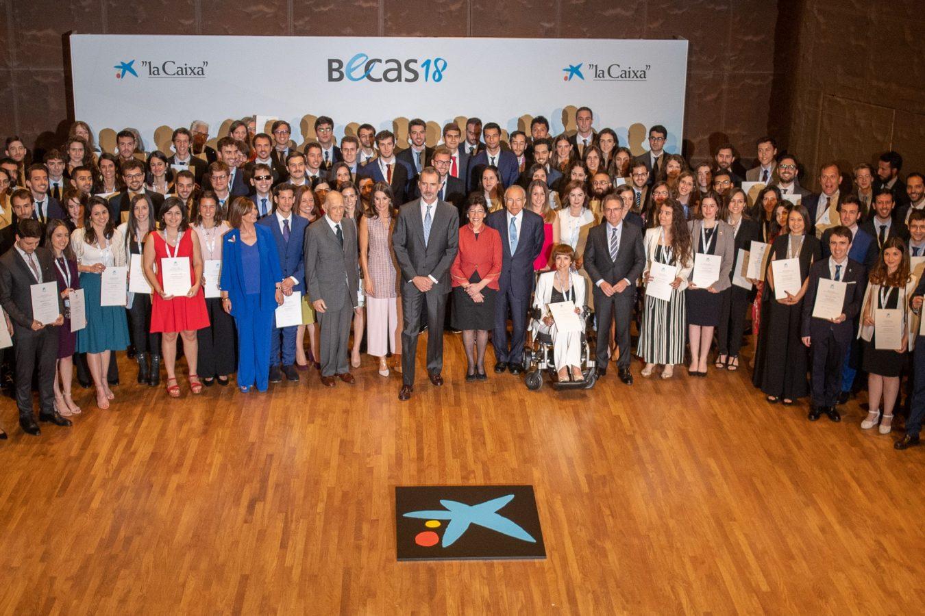 Cuatro asturianos entre los 120 becados por La Caixa para cursar estudios de posgrado en el extranjero