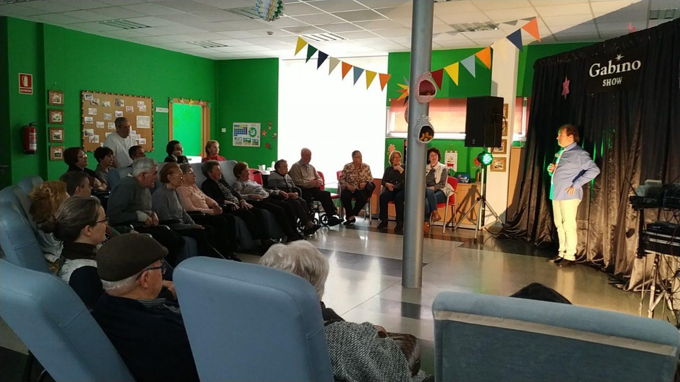 El Centro Rural de Apoyo Diurno de Onís celebra con una fiesta su 8º Aniversario