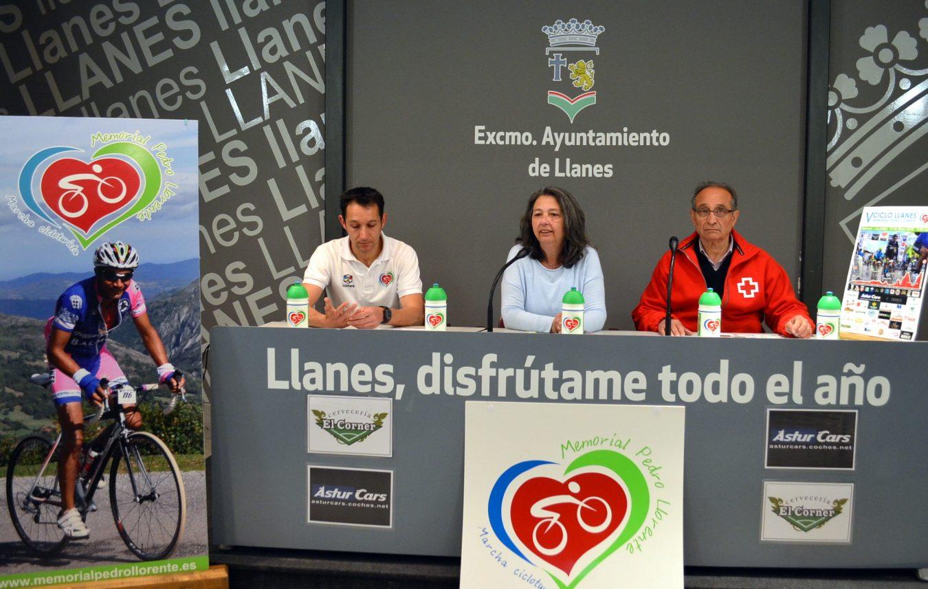 Santi Pérez estará en la salida de la Ciclollanes 2019, el Memorial Pedro Llorente