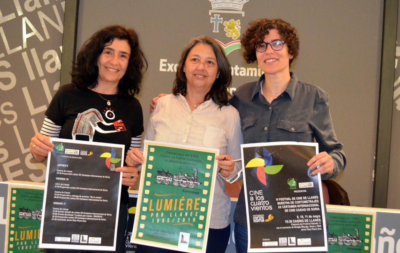 Llanes se prepara para tres días e cine con un Festival que incluye un concurso dirigido también a los adolescentes de Ribadesella