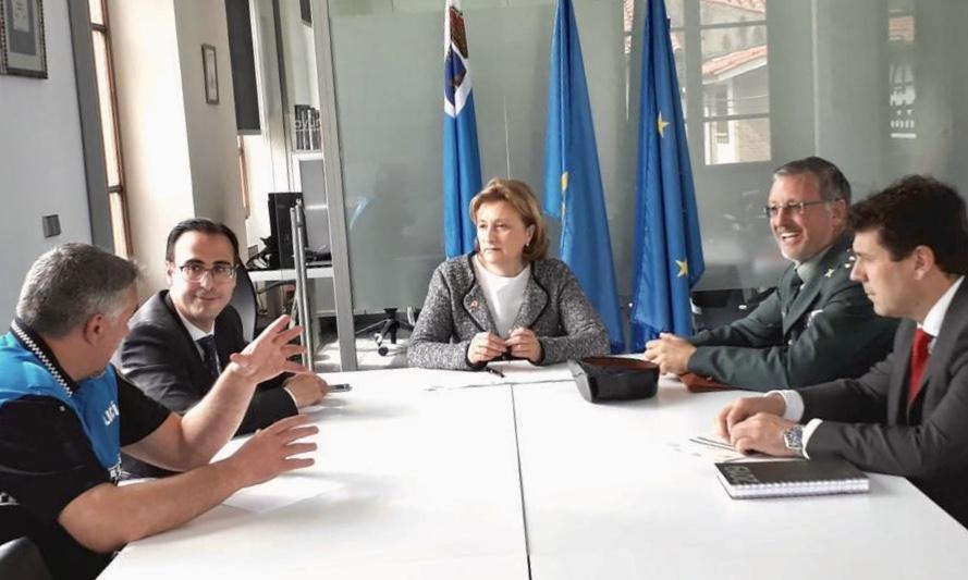 El Ayuntamiento de Ribadedeva pide más efectivos de la Guardia Civil para el concejo