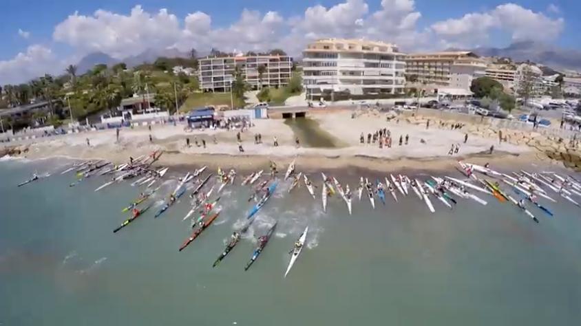Walter Bouzán, 6º en la Eurochallenge 2019, logra una plaza para los European Beach Games