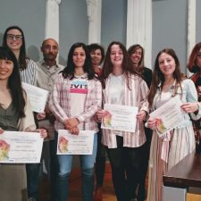 El equipo del IES de Ribadesella recoge en Gijón el Premio de Investigación Rosario de Acuña