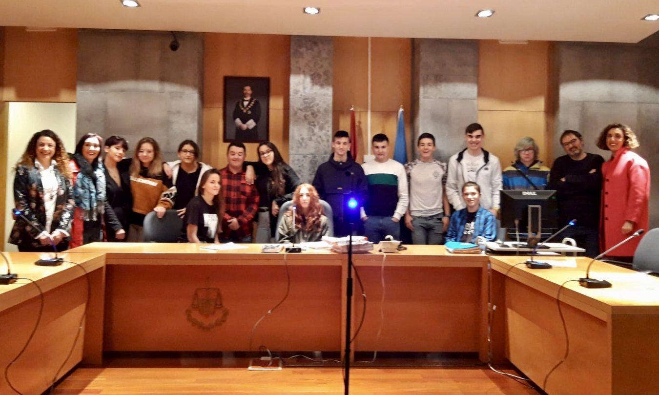 Primer premio en Justicia Igualitaria para el IES Avelina Cerra de Ribadesella