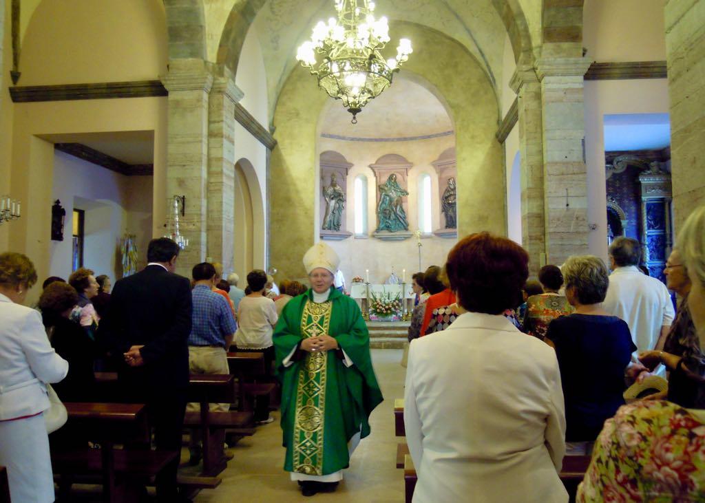 Arriondas celebra esta tarde un funeral de despedida a Juan Antonio Menéndez