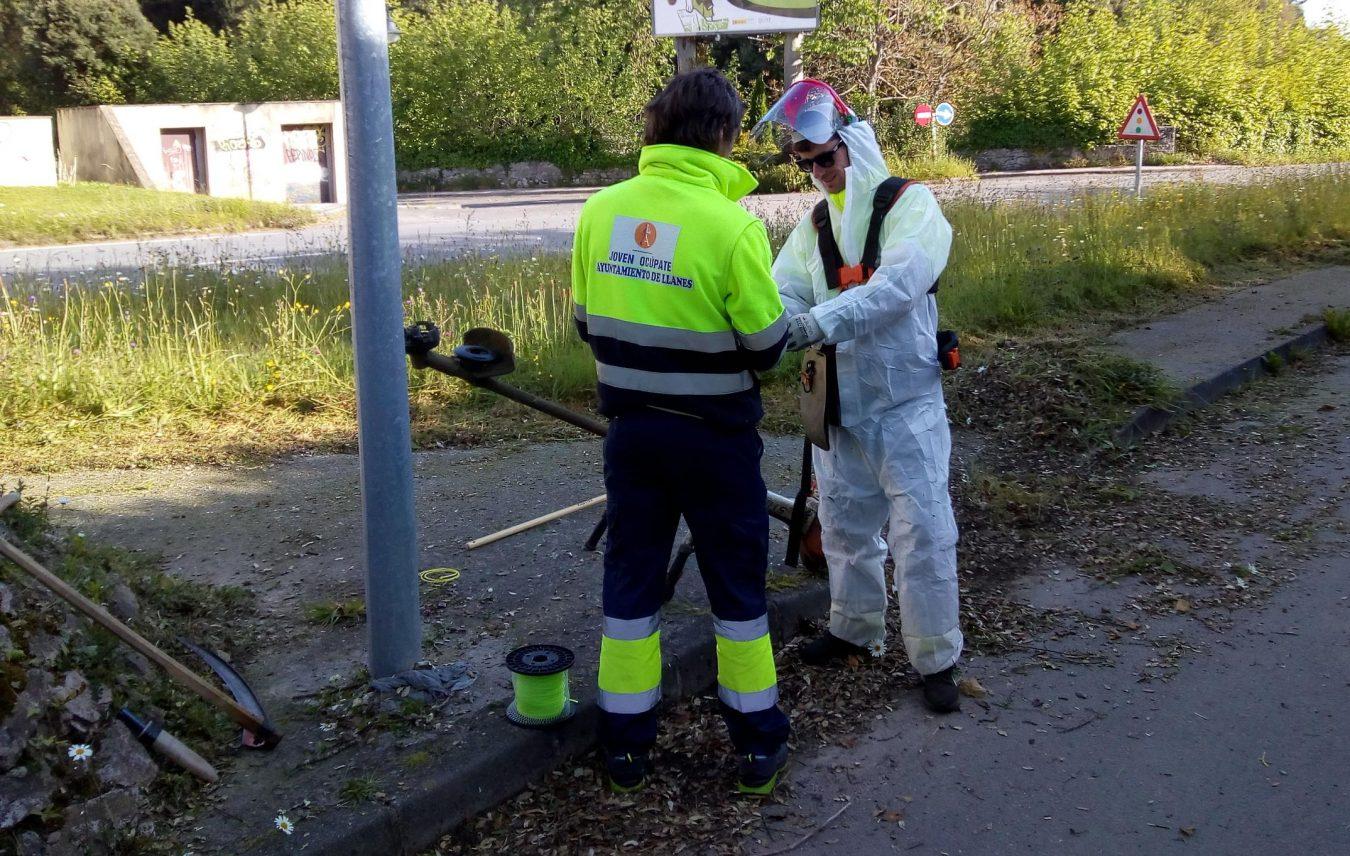 El programa Joven Ocúpate de Llanes busca a un monitor de limpieza en espacios abiertos e instalaciones industriales