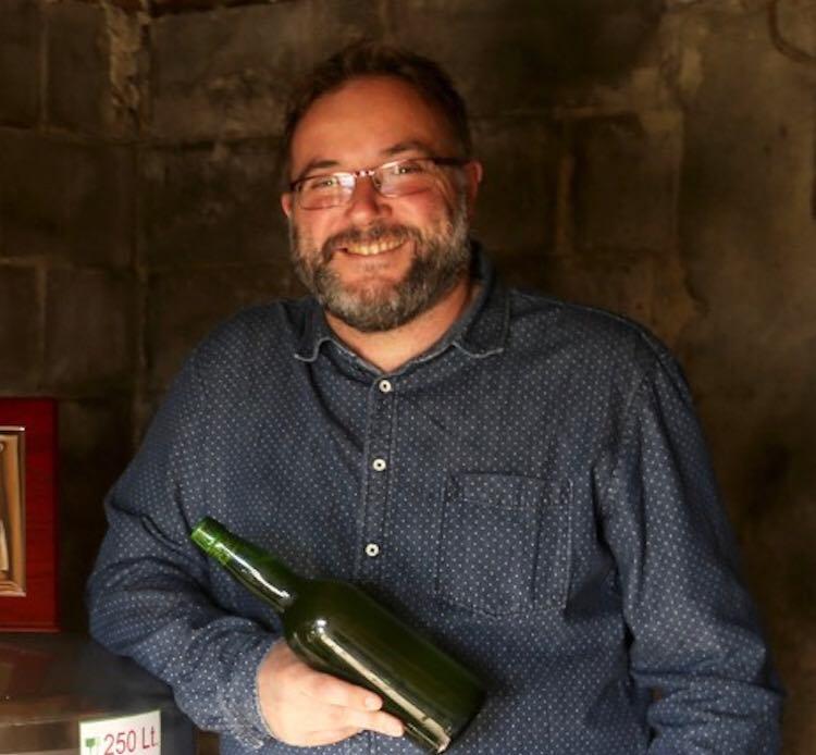El cocinero Lluis Nel Estrada será el pregonero la Folixa Riosellana de la Sidra