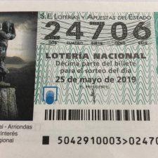 La Lotería Nacional dedica su sorteo de este sábado a La Peruyal de Arriondas