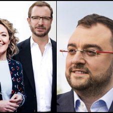 Maroto (PP) en Ribadesella y Barbón (PSOE) en Arriondas para cerrar la campaña electoral