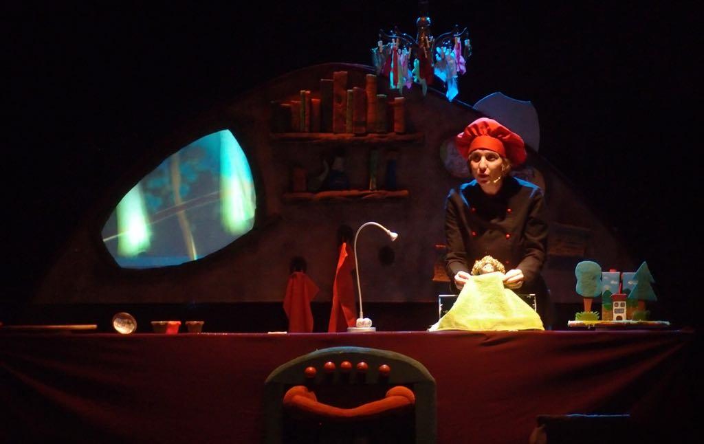 Los miedos infantiles llegan este sábado a La Cuevona de Ardines en Ribadesella