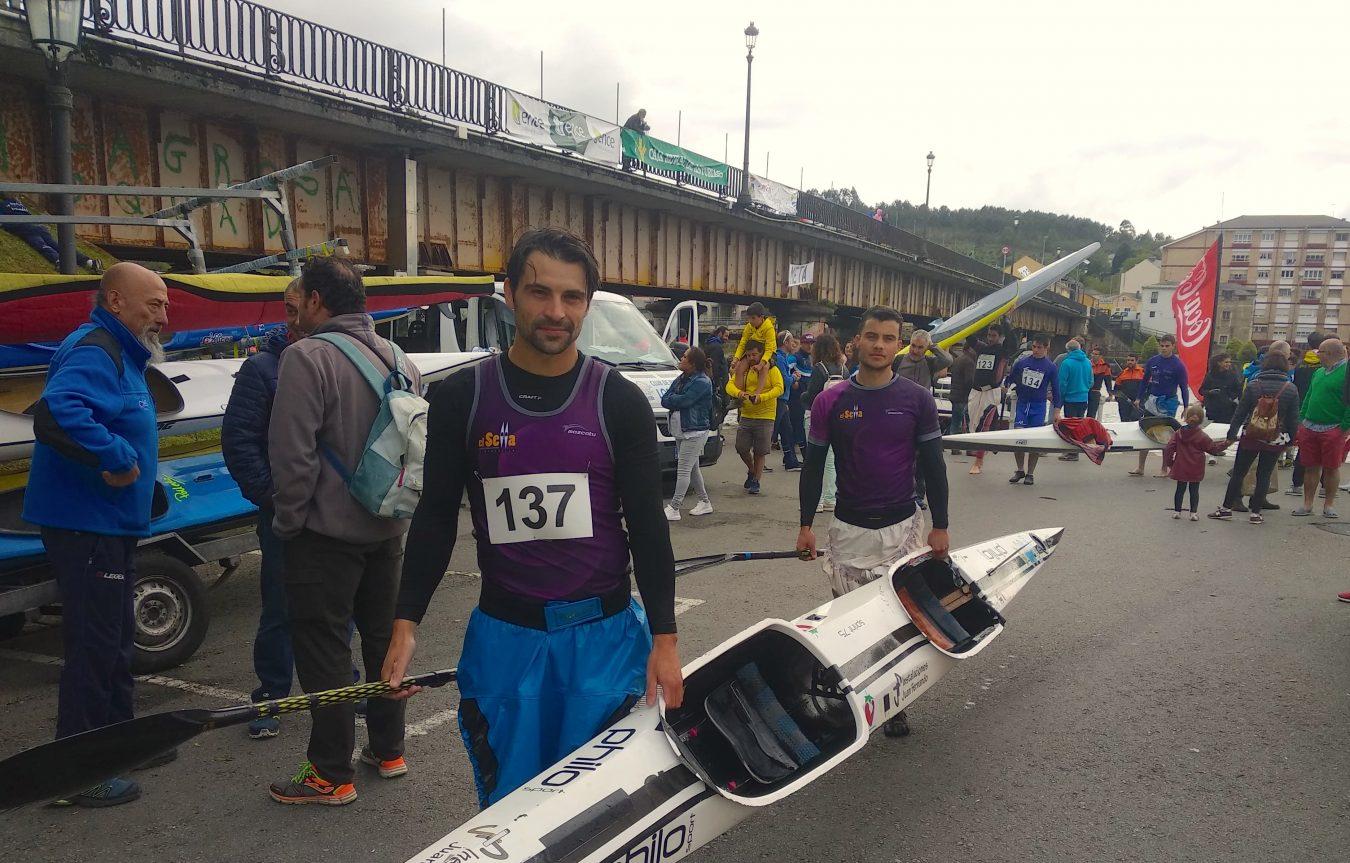 Pedro Gutiérrez y Asley Rodríguez nuevos Campeones de Asturias de Travesías