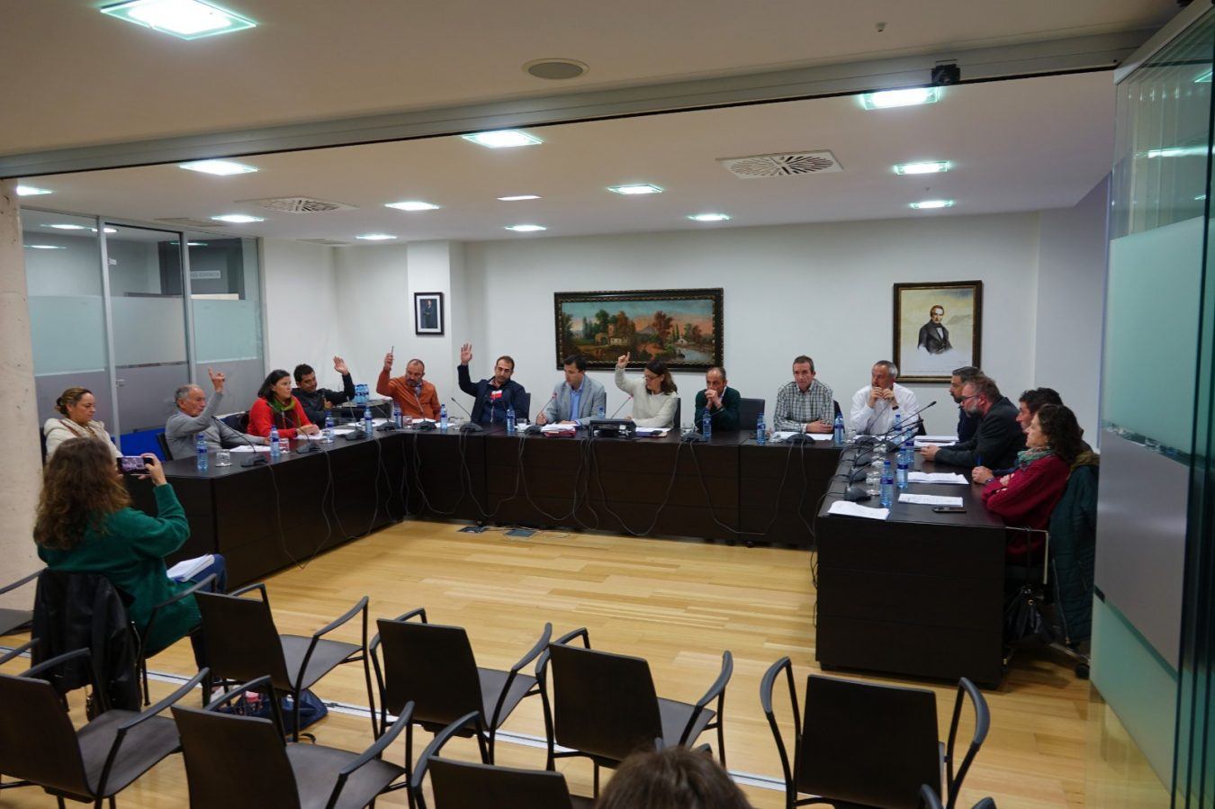 El contrato del agua de Ribadesella se resolverá en la próxima legislatura