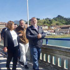 El puente de Ribadesella, con un coste total de 5,5 millones, podría reinaugurarse antes del verano de 2022