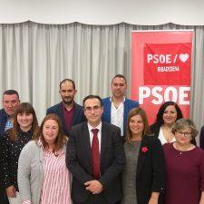 Jesús Bordás presenta la candidatura socialista que quiere seguir gobernando en Ribadedeva