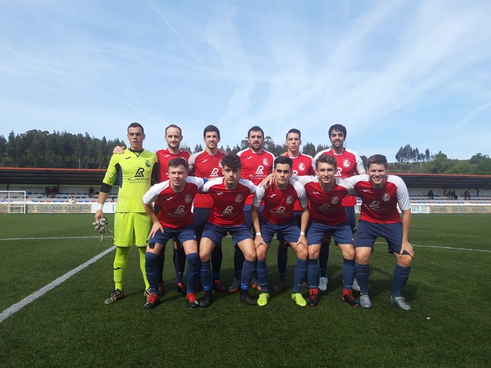 Desciende la primera plantilla del Ribadesella CF y asciende el equipo Prebenjamín