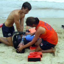 El Plan de Salvamento en las playas de Llanes comenzará el 29 de junio y seguirá gestionado por Cruz Roja
