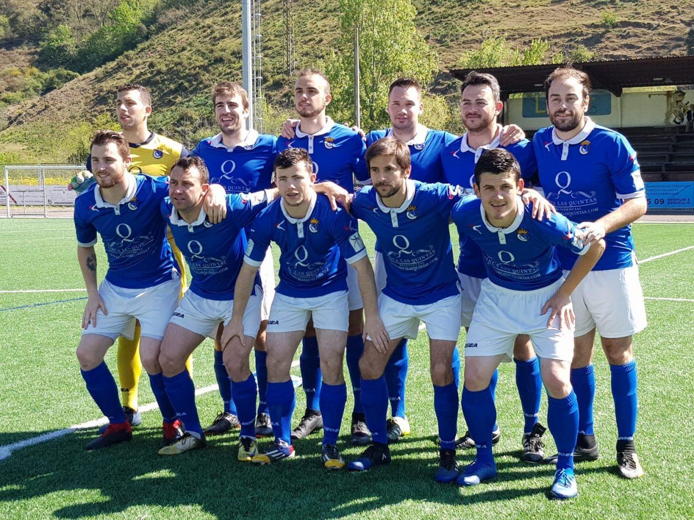 El Urraca CF gana en Candás y sube a Tercera División