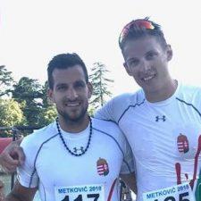 El húngaro Adrian Boros estará en el Descenso Internacional del Sella junto a Krisztián Mathé