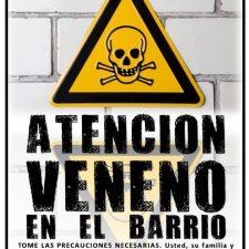 Arriguau alerta sobre la presencia de veneno en algunas calles de Arriondas