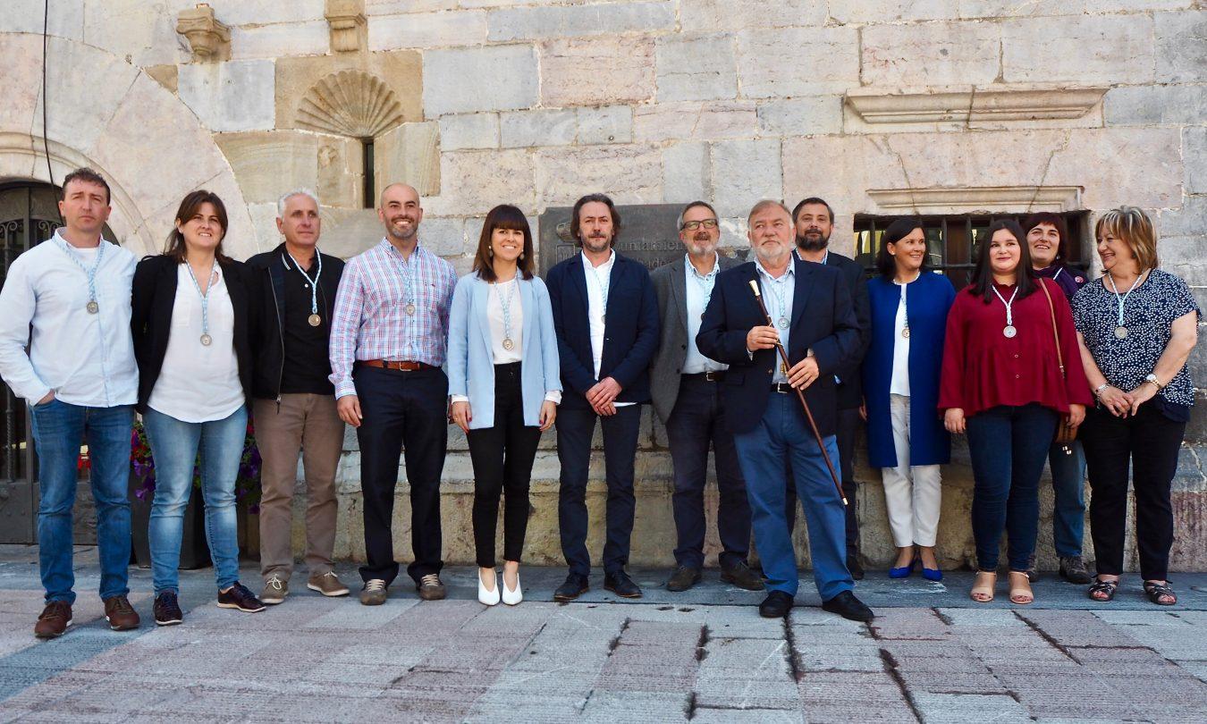Siete hombres y seis mujeres en la nueva corporación del Ayuntamiento de Ribadesella