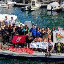Llanes retira 100 kilos de residuos en la Gran Recogida Ciudadana contra la Basuraleza