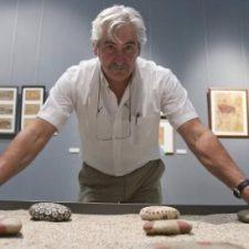 Arte prehistórico del siglo XXI en el CAR Tito Bustillo de Ribadesella