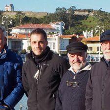 Arra pone en marcha su primer circuito a vela en el concejo de Ribadesella