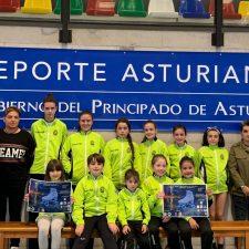 Panes acogerá el Campeonato de Asturias de Patinaje Artístico de cuatro categorías