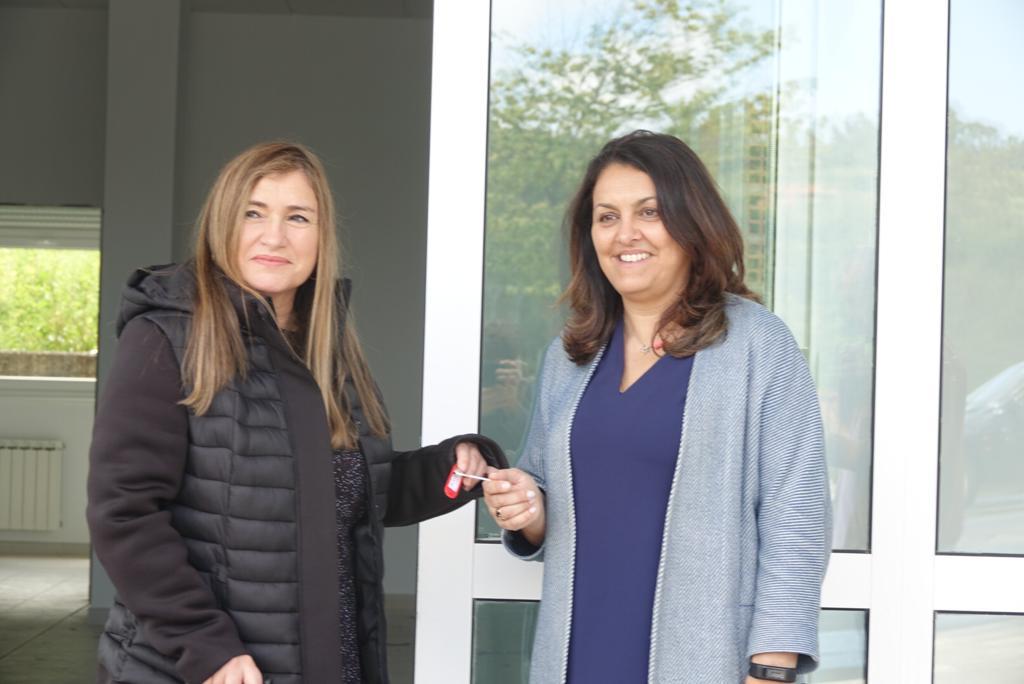 COCEMFE-Asturias asume la gestión del futuro Centro de Rehabilitación de Ribadesella