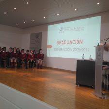 19 alumnos se gradúan en el Colegio Ntra Sra del Rosario de Ribadesella