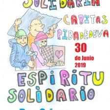 El domingo se celebra en Colombres la XV Comida Solidaria de Cáritas Ribadedeva