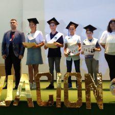Fiesta fin de curso en el Colegio Rural Agrupado Picos de Europa