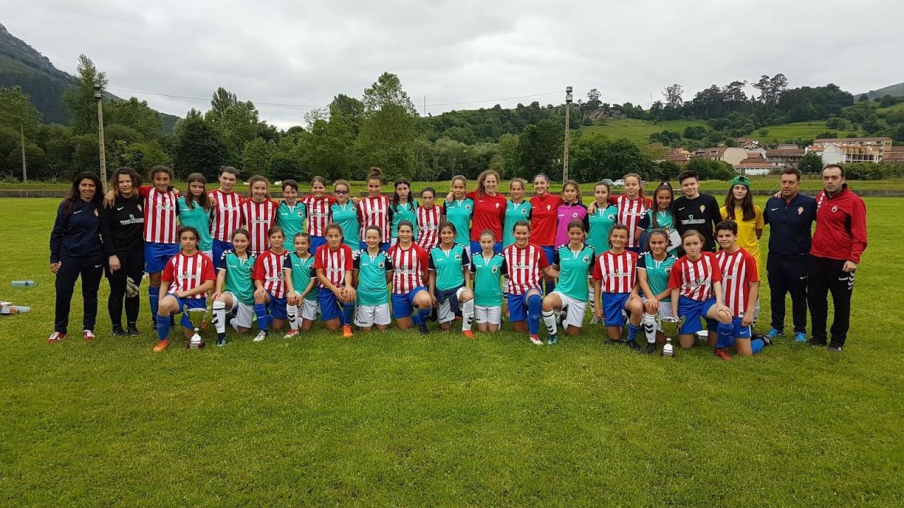 Panes acoge el sábado el II Torneo Picos de Europa de Fútbol Infantil Femenino