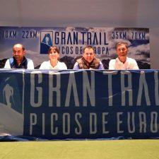 El Gran Trail Picos de Europa reunirá a más de 1.500 corredores en Benia de Onís