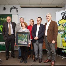 El IES de Luces (Colunga) recibe la acreditación Triple ERRE que certifica su compromiso con el reciclaje