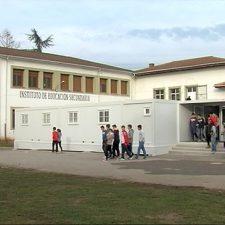 Las obras del nuevo instituto de Cangas de Onís comenzarán a finales de año y no concluirán hasta el verano de 2022