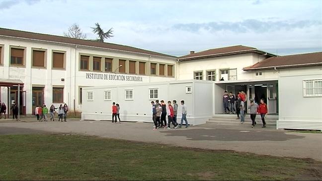 El IES Rey Pelayo de Cangas de Onís ha quedado incluido entre los centros con incidencias Covid de Asturias