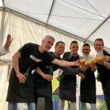 Arriondas decide este domingo el nombre del Campeón de Asturias de Escanciadores 2019