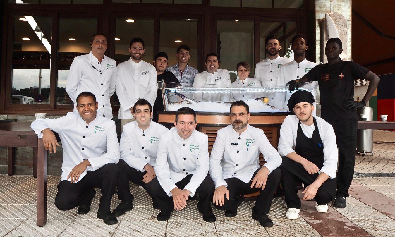 La familia de El Campanu crece con una segunda sidrería en Ribadesella