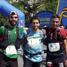 Rescatado un corredor de La Travesera con problemas respiratorios. La prueba la ganó Manuel Merilla