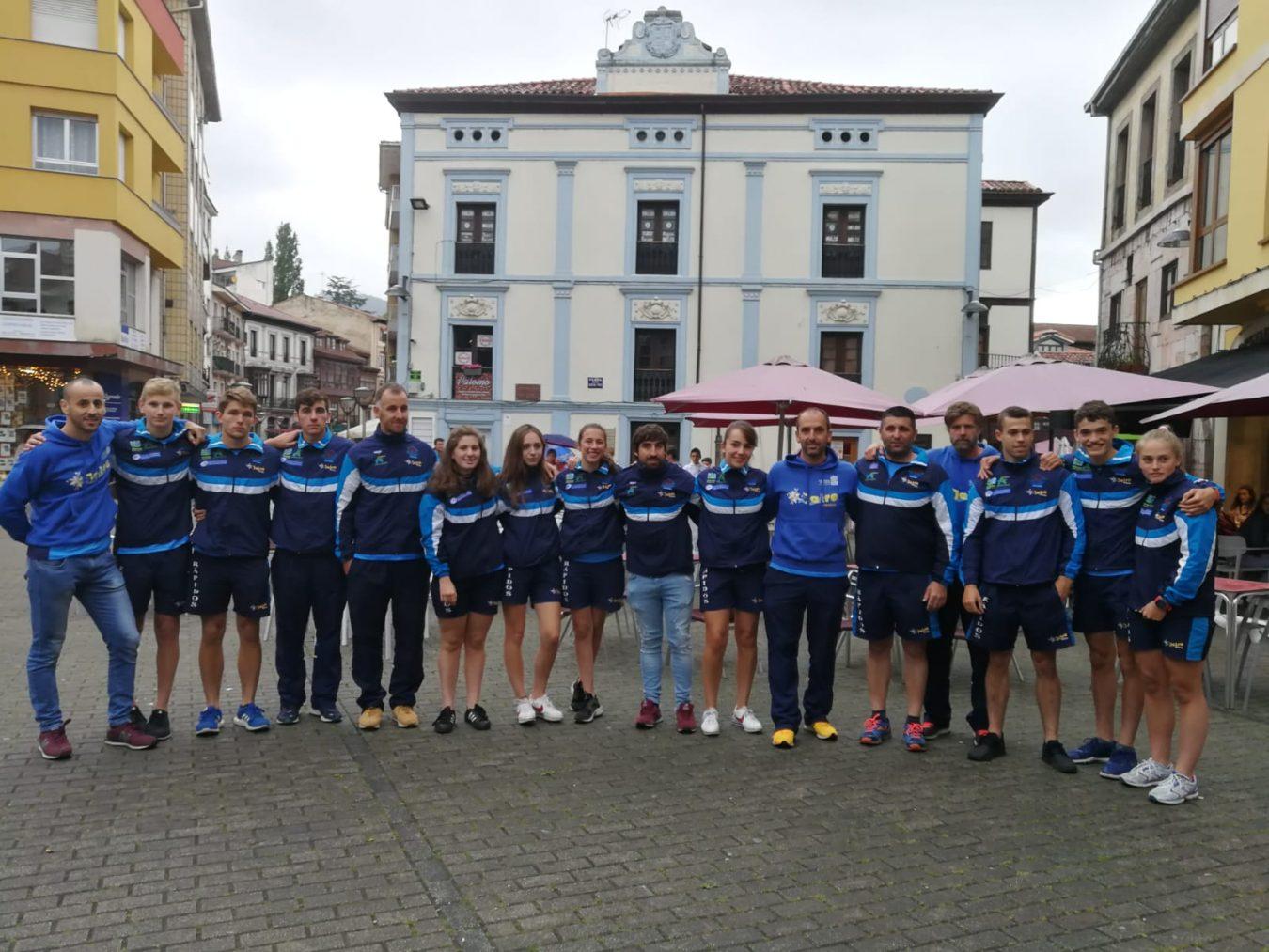 El club Los Rápidos de Arriondas se proclama Campeón de Asturias de Ríos