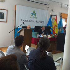 Emilio García Longo (PSOE) inicia su segundo mandato en el Ayuntamiento de Parres en coalición con FORO